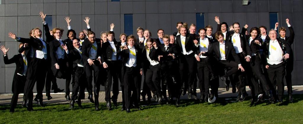 Linköpings Studentsångare i Tartu, Estland 2004